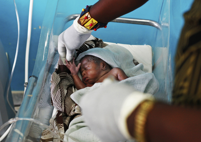 UNICEF: Οι υγειονομικές ελλείψεις σκοτώνουν ένα εκατομμύριο παιδιά τη μέρα