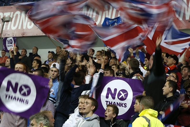 Ημέρα «κρίσης» για τη Σκωτία αύριο