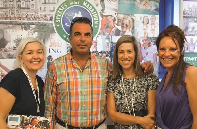 Η ING Ελλάδος Χρυσός Χορηγός του Spetses mini Marathon