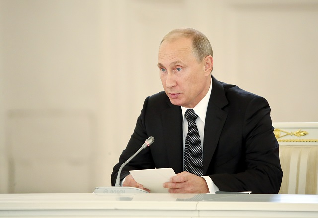 Παραβίαση των αρχών του Παγκόσμιου Οργανισμού Εμπορίου καταγγέλει ο Πούτιν