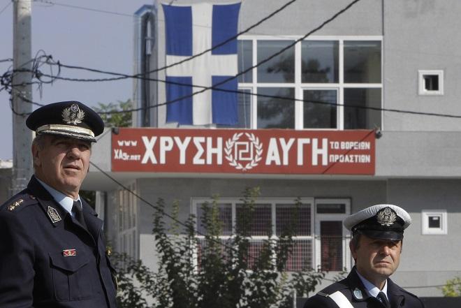 Σχέση της Χρυσής Αυγής με αστυνομικούς καταγράφει εισαγγελικό πόρισμα