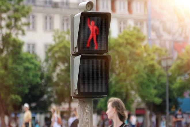 «Χορευτικά» Smart φανάρια!