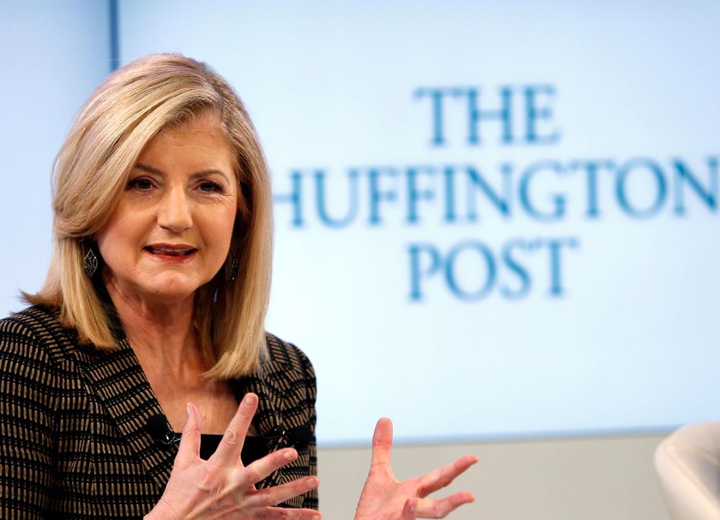 Η Huffington Post έρχεται Ελλάδα