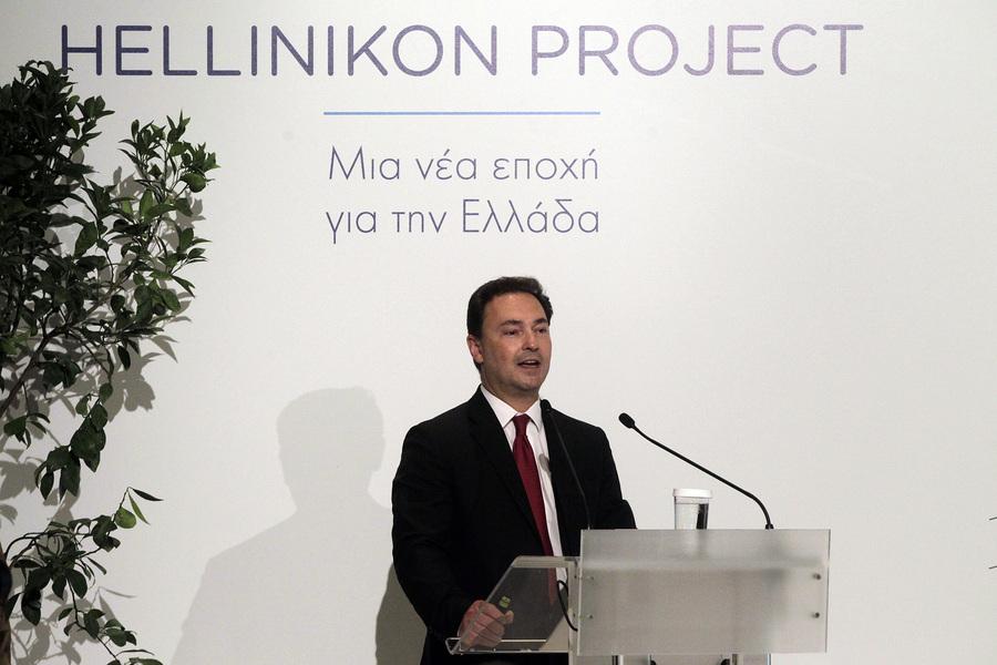 Οδ. Αθανασίου: Είμαστε έτοιμοι ακόμα και αύριο για το Ελληνικό