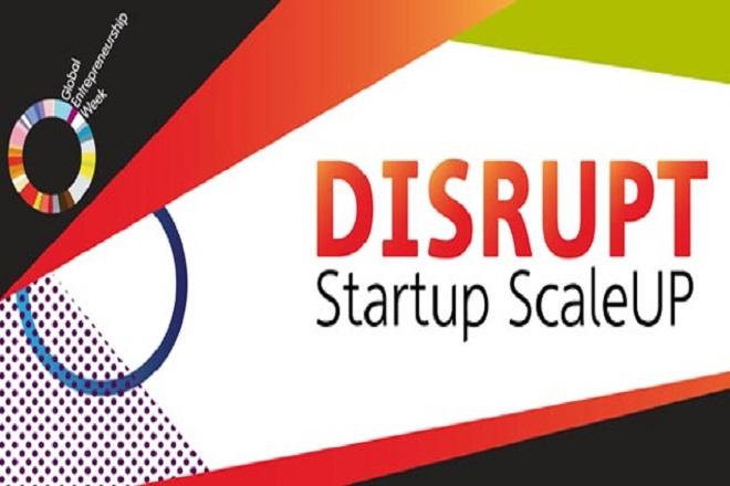 Δείτε live το Συνέδριο καινοτομίας Disrupt Startup Scaleup