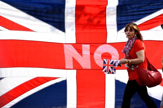 Τα  «έπαιξε» όλα στο στοίχημα και κέρδισε 254.000 ευρώ από το «όχι» της Σκωτίας