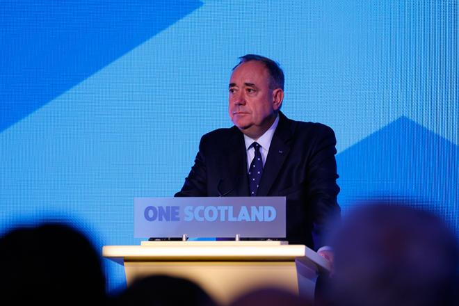 Παραιτήθηκε ο υπέρμαχος του «ναι» στη Σκωτία
