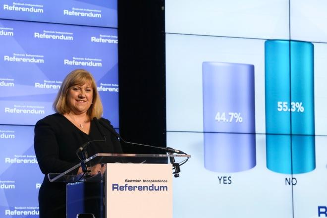 Ικανοποίηση στην ΕΕ που αποφεύχθηκε η «καταστροφή» στη Σκωτία