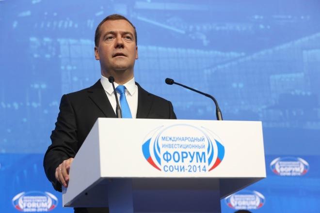 Μεντβέντεφ: Εισερχόμαστε σε έναν νέο «Ψυχρό Πόλεμο»