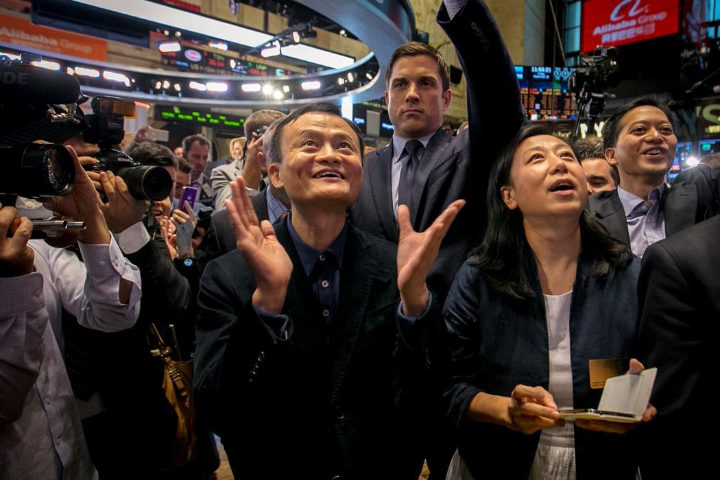 Ο Mr. Alibaba έγινε κατά 18 δισ. δολάρια πλουσιότερος