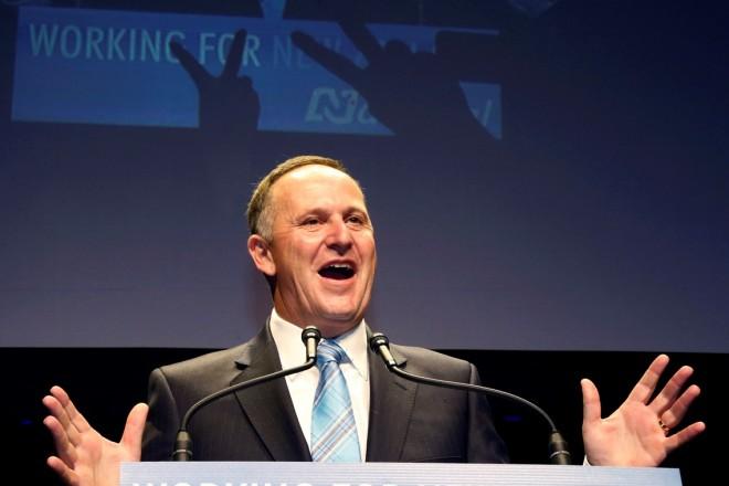 Νέα Ζηλανδία: «Θρίαμβος» για το κυβερνών Εθνικό Κόμμα στις εκλογές