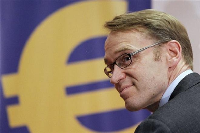 Ο επικεφαλής της Budensbank επικρίνει το σχέδιο της ΕΚΤ για την τόνωση της οικονομίας