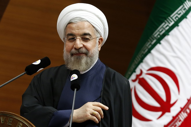 «Άξονα σταθερότητας» στη Μέση Ανατολή θέλει να αποτελέσει το Ιράν