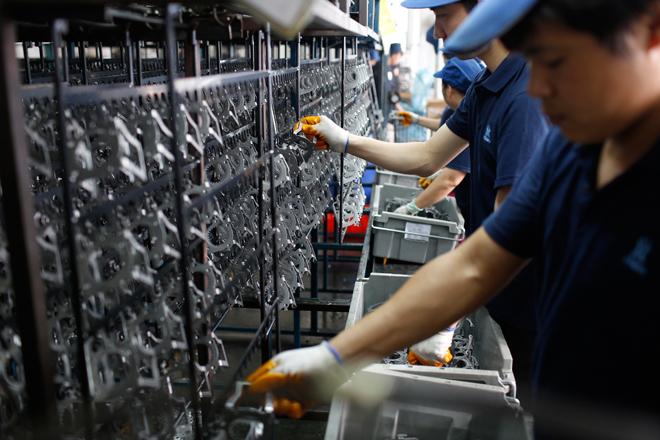 «Η Κίνα δεν αποτελεί πλέον το εργοστάσιο του κόσμου»
