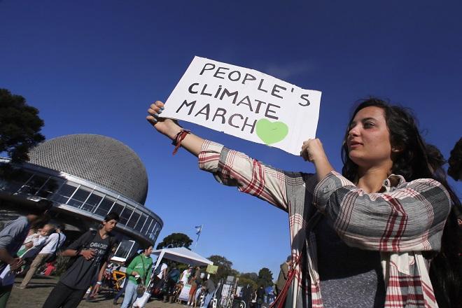 Η κλιματική αλλαγή στο παγκόσμιο προσκήνιο αυτήν την εβδομάδα