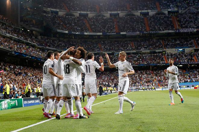Μπορούν τα πετροδόλαρα να αλλάξουν το όνομα του σταδίου της Ρεάλ Μαδρίτης;