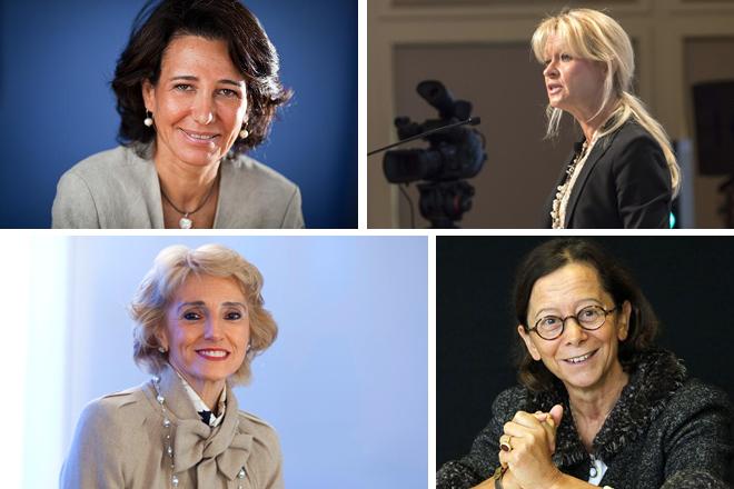 Οι πιο ισχυρές γυναίκες σε Ευρώπη, Μέση Ανατολή και Αφρική