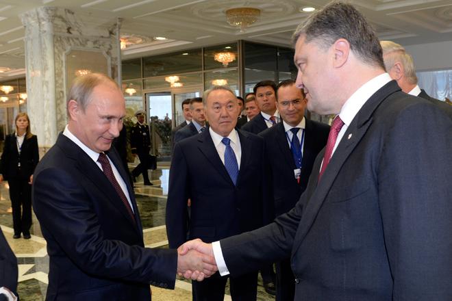 Τελεσίγραφο του Πούτιν στην Ουκρανία