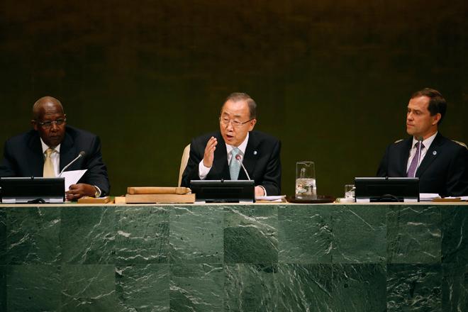 «Αλλαγή πορείας» για το κλίμα ζήτησε ο γ.γ. του ΟΗΕ