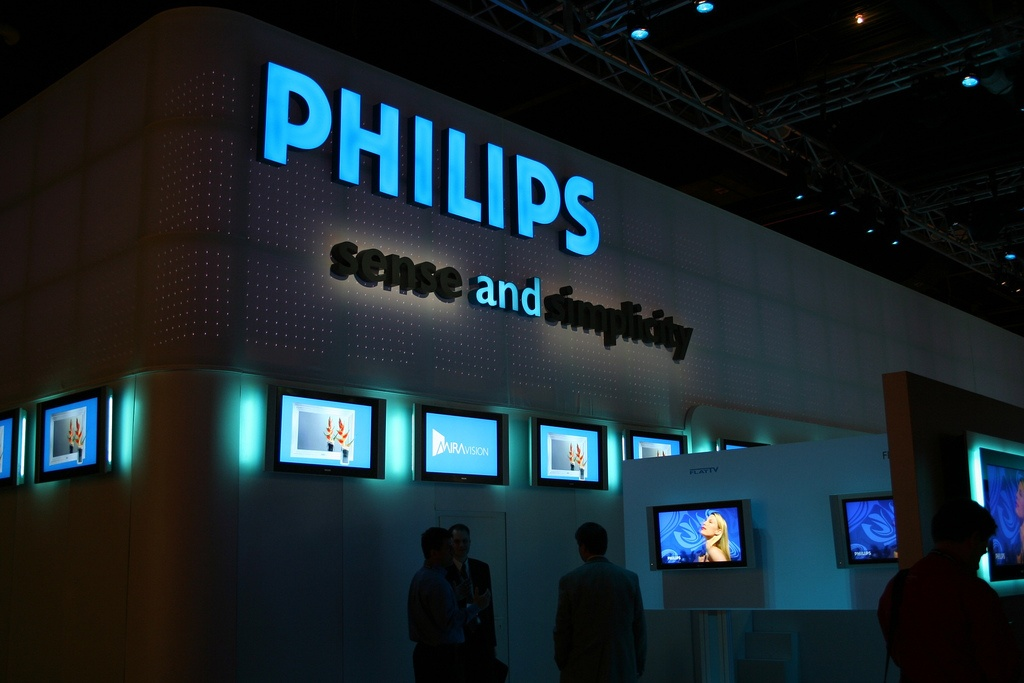 Philips: «Πωλητήριο» στο τμήμα οικιακών συσκευών;