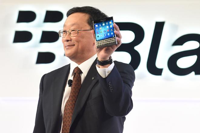 Το come back της BlackBerry