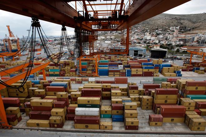 Εντυπωσιακές οι επιδόσεις των ελληνικών εξαγωγών τον Μάρτιο