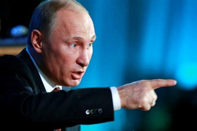 «Τρικλοποδιές» Πούτιν στη συμφωνία Ουκρανίας – Ε.Ε.