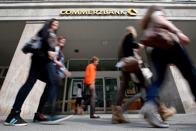 Εισαγγελική έρευνα σε βάρος της Commerzbank από τις αμερικανικές αρχές
