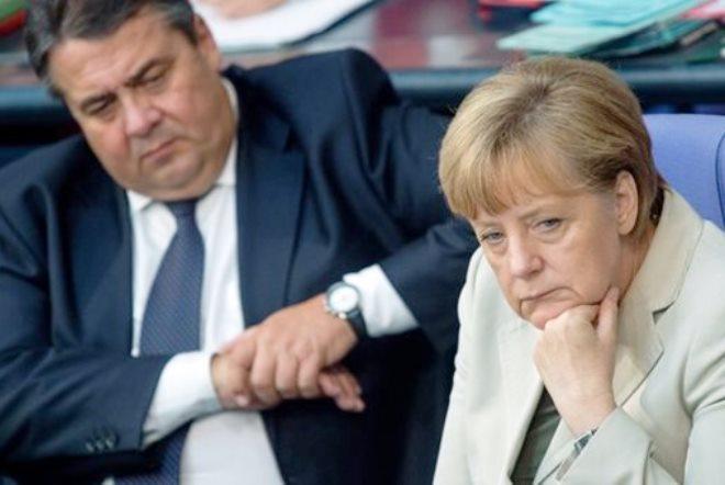 Σκληρή κριτική Γκάμπριελ σε Μέρκελ για το προσφυγικό
