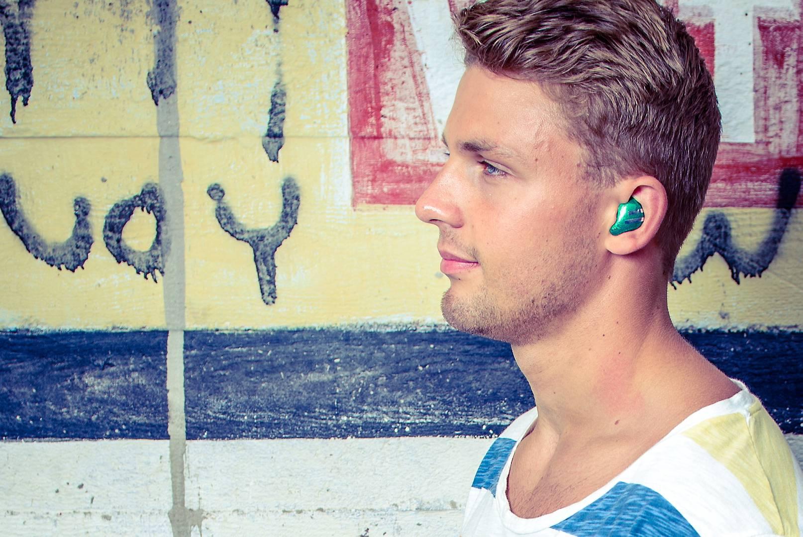Ακουστικά φτιαγμένα μόνο για τα δικά σας αυτιά