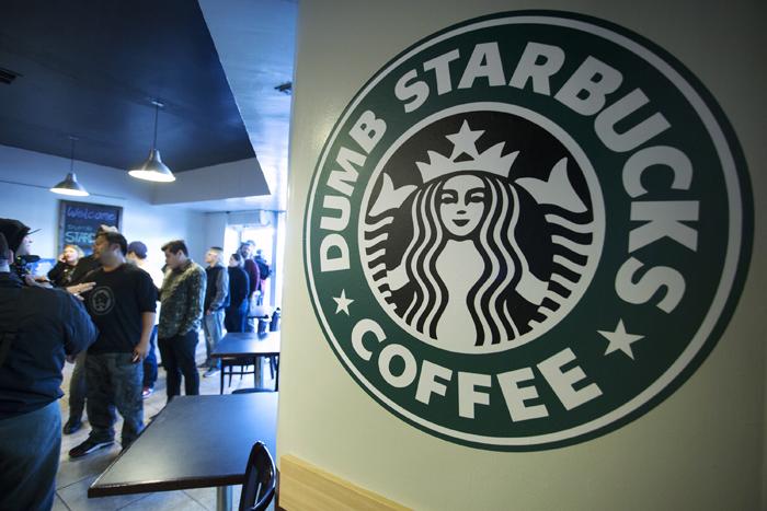 Ένα «ντοκιμαντέρ» για τα Starbucks