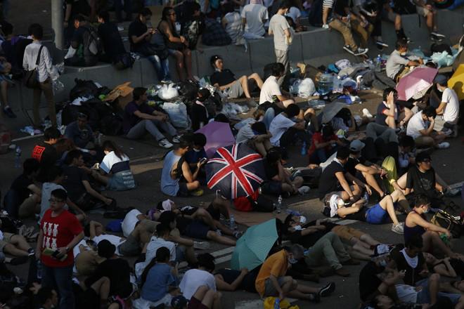 Η Βρετανία ανησυχεί για τα «χαμένα» της κινεζικά εδάφη