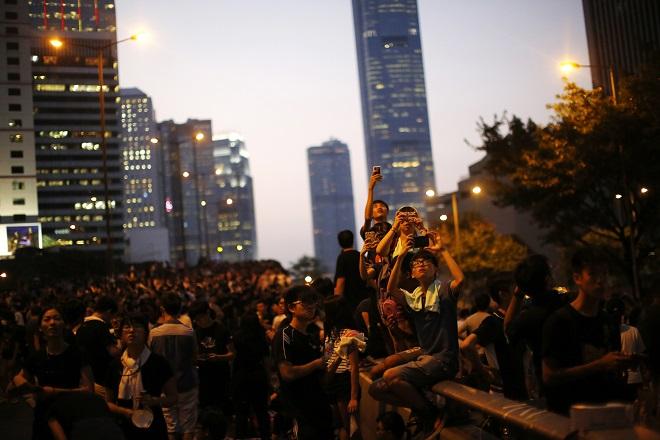Πετά η «πεταλούδα» στο Χονγκ Κονγκ;