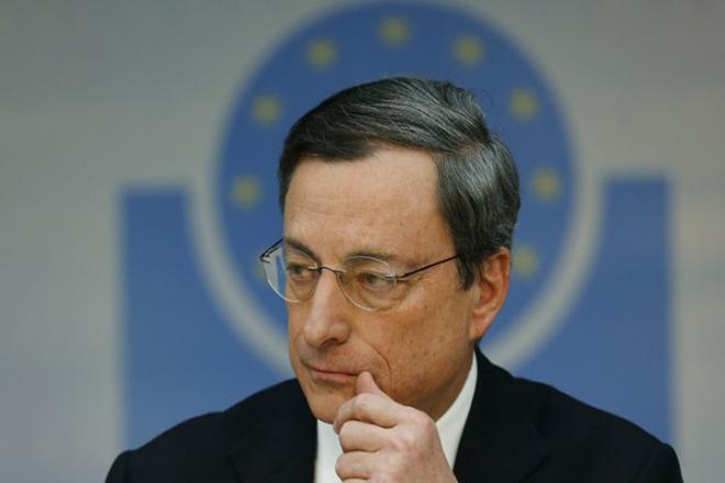 Ομόλογα 216,3 δισ. ευρώ αγόρασε η ΕΚΤ την προηγούμενη εβδομάδα