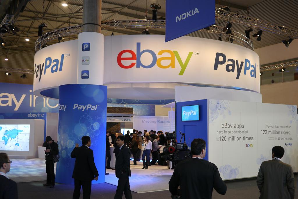 Χωρίζουν eBay και PayPal