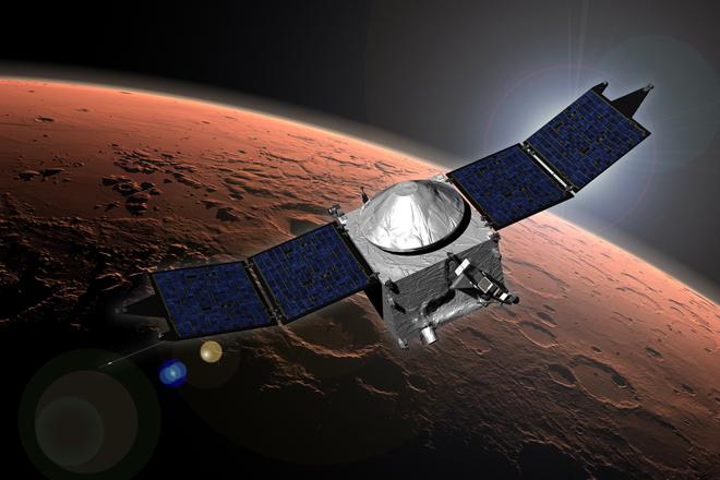 Διαστημικό σκάφος της NASA «περικύκλωσε» τον Άρη