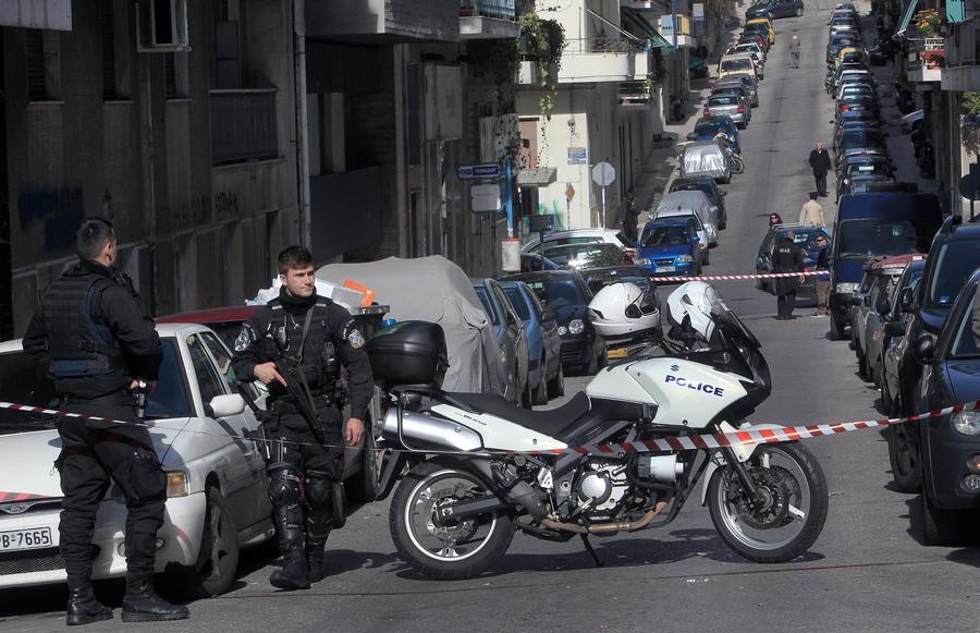 Επιχείρηση της Αντιτρομοκρατικής σε Αθήνα και Θεσσαλονίκη