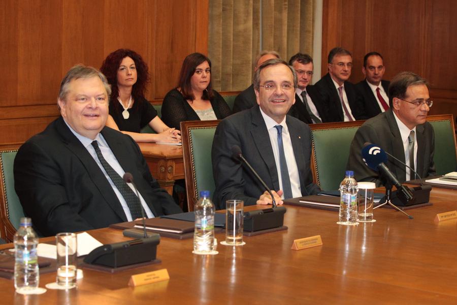 Ψήφο εμπιστοσύνης θα ζητήσει από τη βουλή η κυβέρνηση