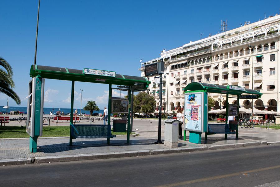 Την Δευτέρα οι τροποποιήσεις σε γραμμές λεωφορείων και τρόλεϊ