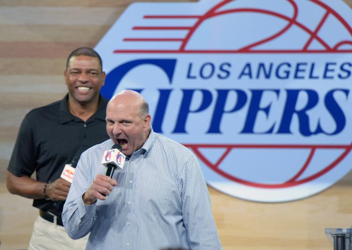 «Απαγορεύονται» τα iPad στους Los Angeles Clippers!