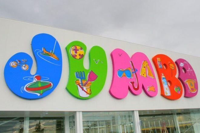 Υπερ – καταστήματα ανοίγουν τα Jumbo στη Ρουμανία