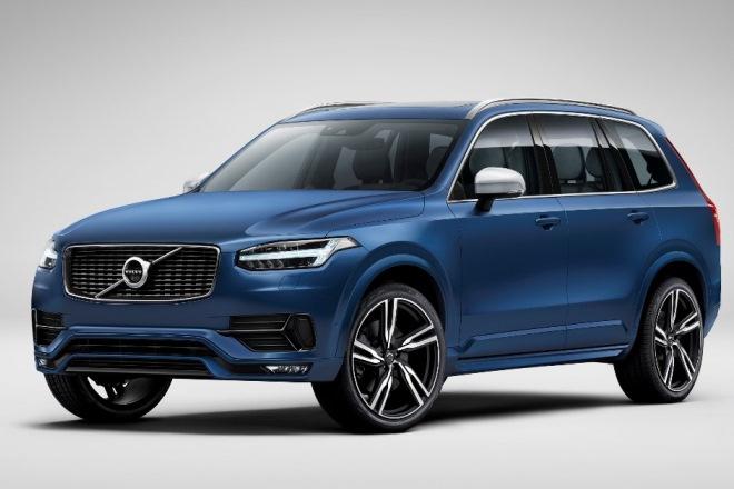 To εντυπωσιακό R-Design Volvo XC90