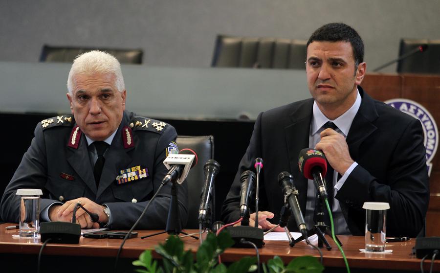 ΝΔ, Μαρινάκης, Φέσσας και Βενιάμης στο στόχαστρο τρομοκρατών