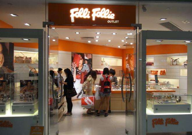 Δύο νέο καταστήματα Folli Follie στην Κίνα