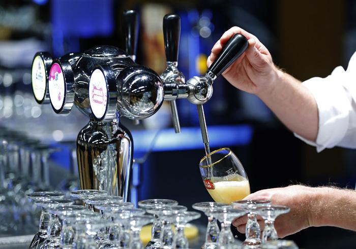 Η μπίρα νικά την κρίση