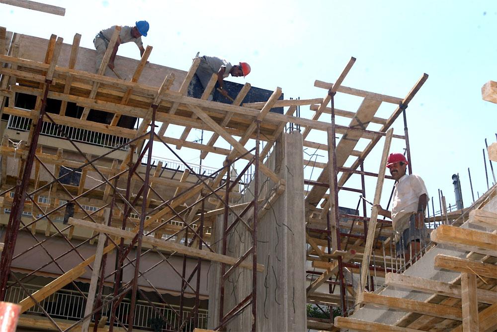 Πακέτο 800 εκατ. ευρώ για την ενίσχυση της οικοδομής
