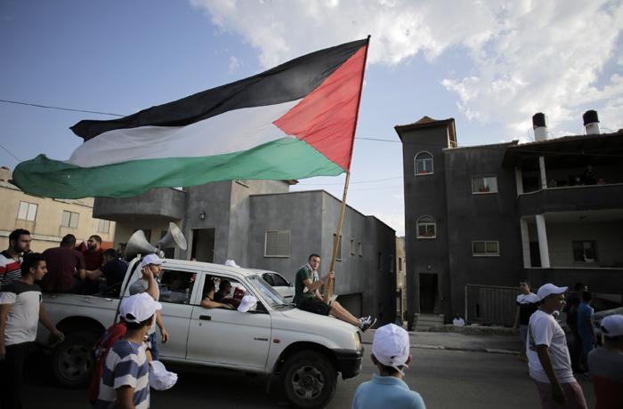 Η Σουηδία αναγνώρισε το κράτος της Παλαιστίνης