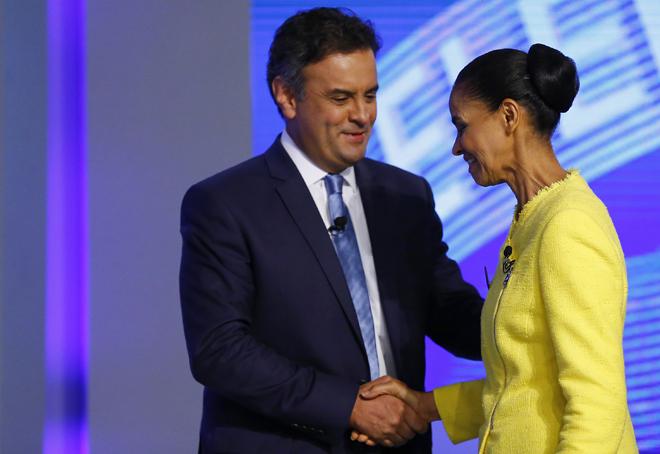 Προβάδισμα του Αέσιο Νέβες στις δημοσκοπήσεις της Βραζιλίας