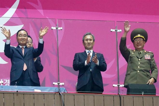 Αιφνιδιαστική επίσκεψη αξιωματούχων της Βόρειας Κορέας στη Σεούλ