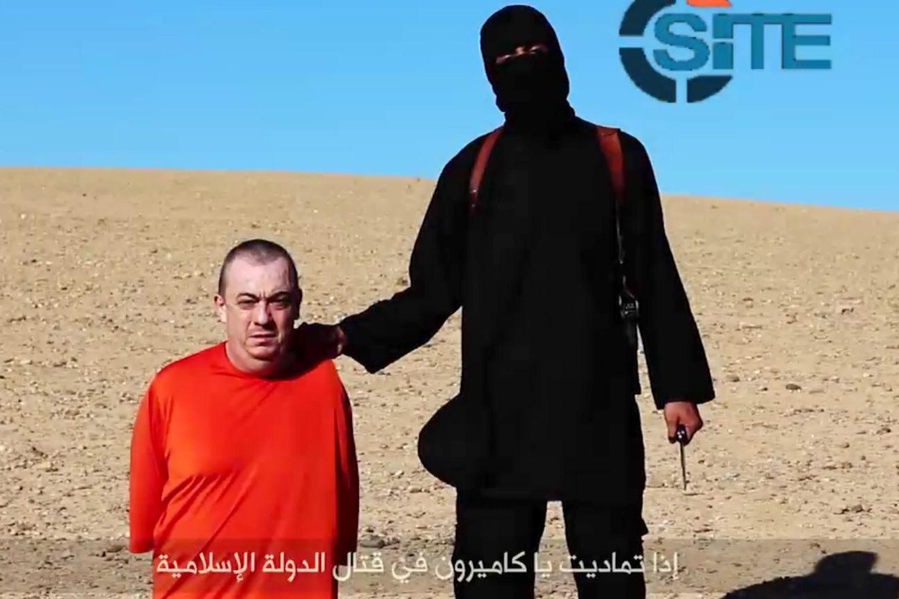 Το Ισλαμικό Κράτος εκτέλεσε τον Βρετανό όμηρο Άλαν Χένινγκ